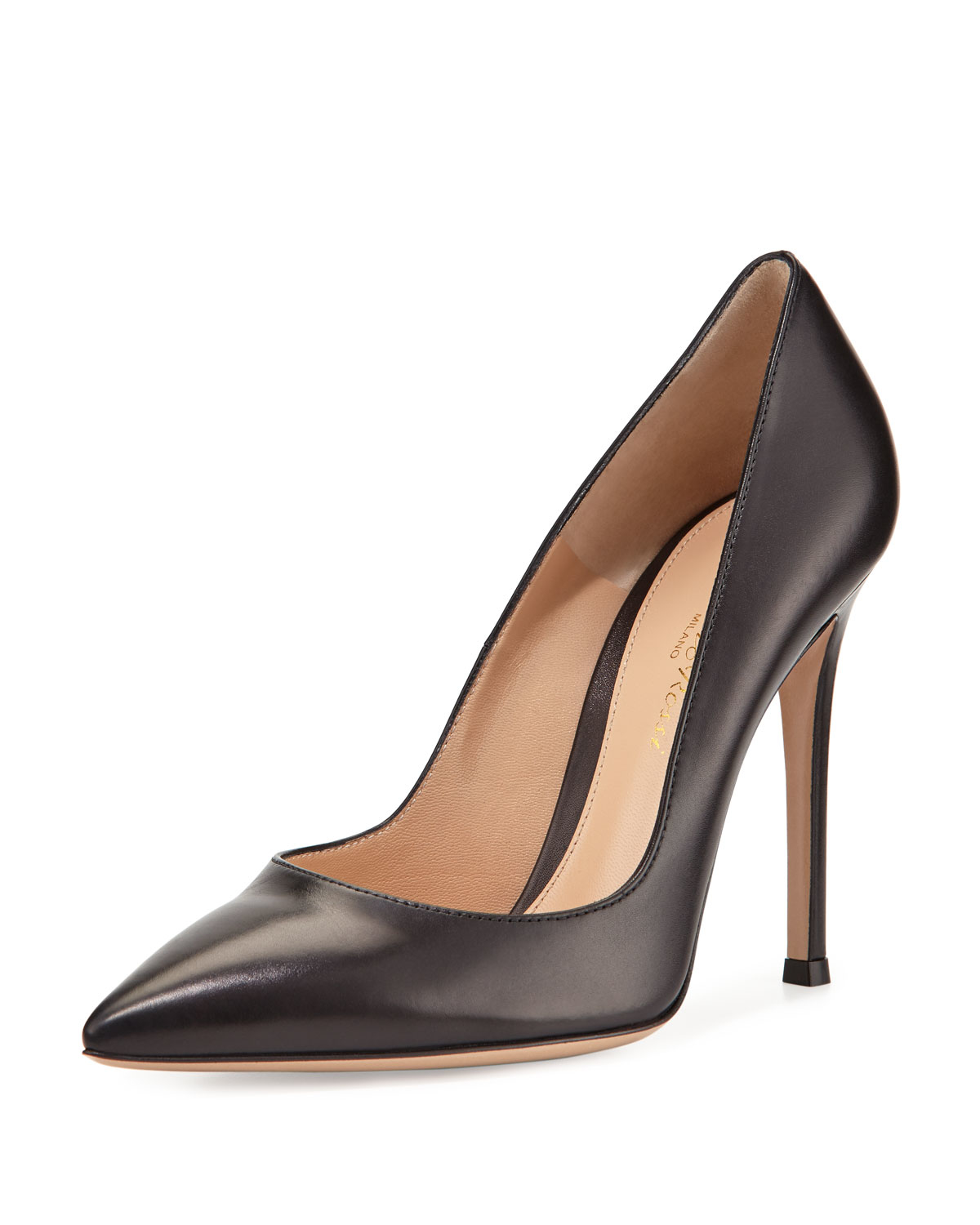 Find great deals on eBay for black leather pump. Shop with confidence.