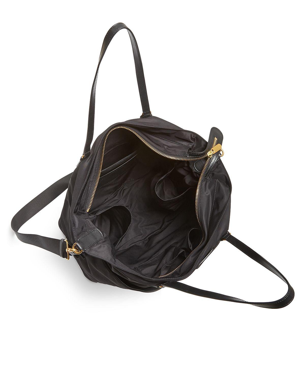 marc by marc jacobs diaper bag preppy legend elizababy in black lyst. Black Bedroom Furniture Sets. Home Design Ideas