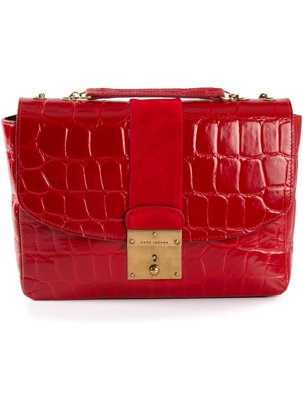 Pre-owned - Crocodile crossbody bag Marc Jacobs R7Gj0