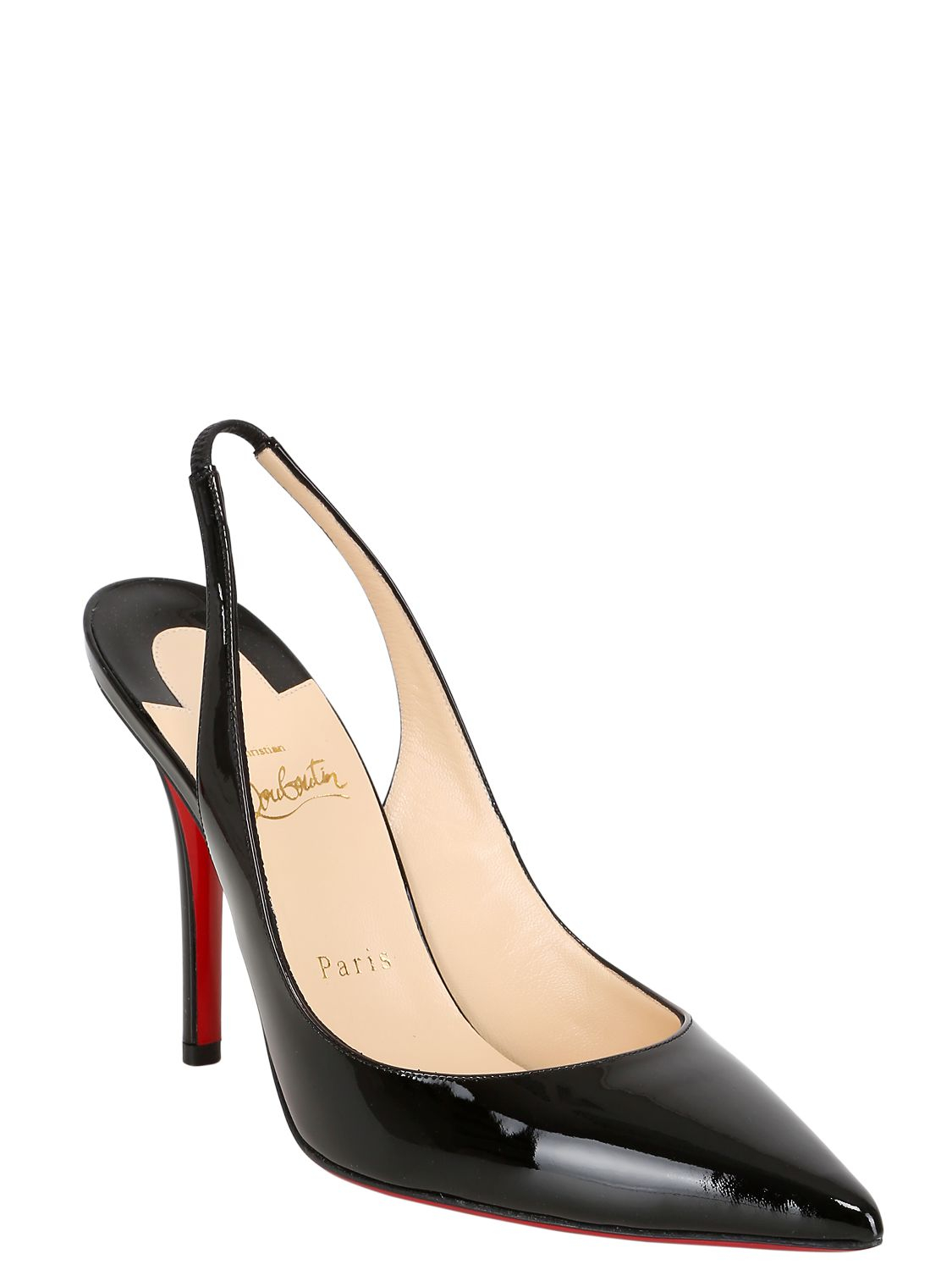 low price christian louboutin shoes - christian-louboutin-black-100mm-apostrophy-patent-slingback-pumps-product-1-19234529-1-022752748-normal.jpeg