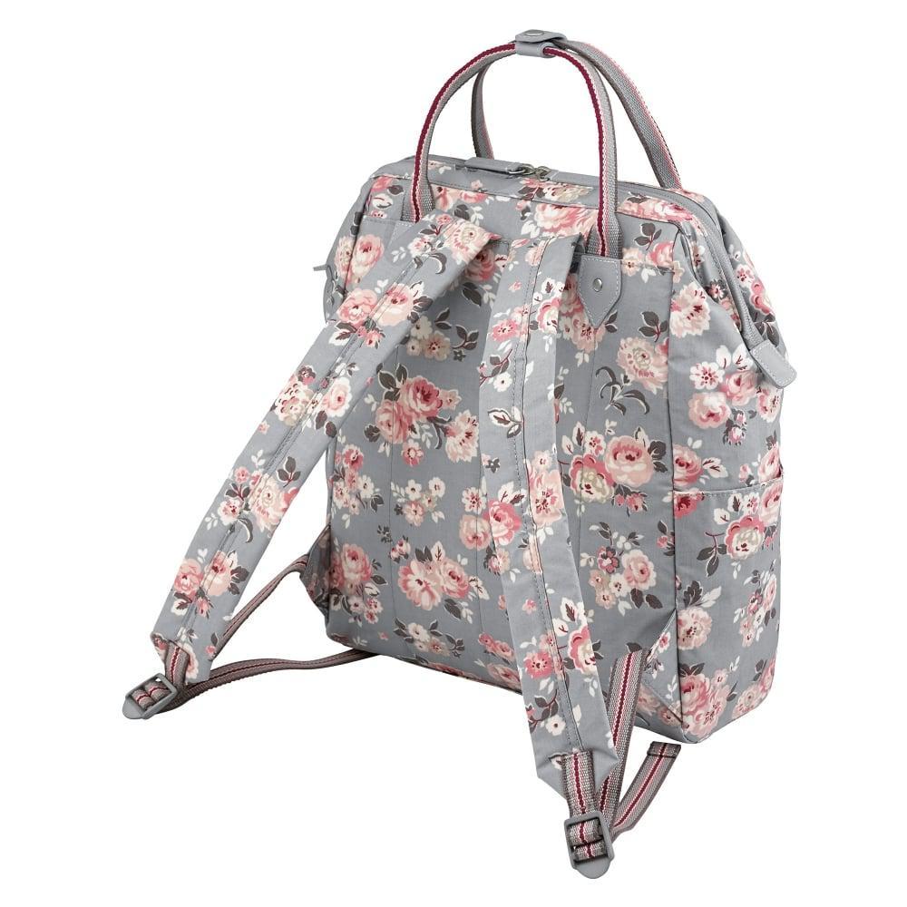 lyst cath kidston frame backpack. Black Bedroom Furniture Sets. Home Design Ideas