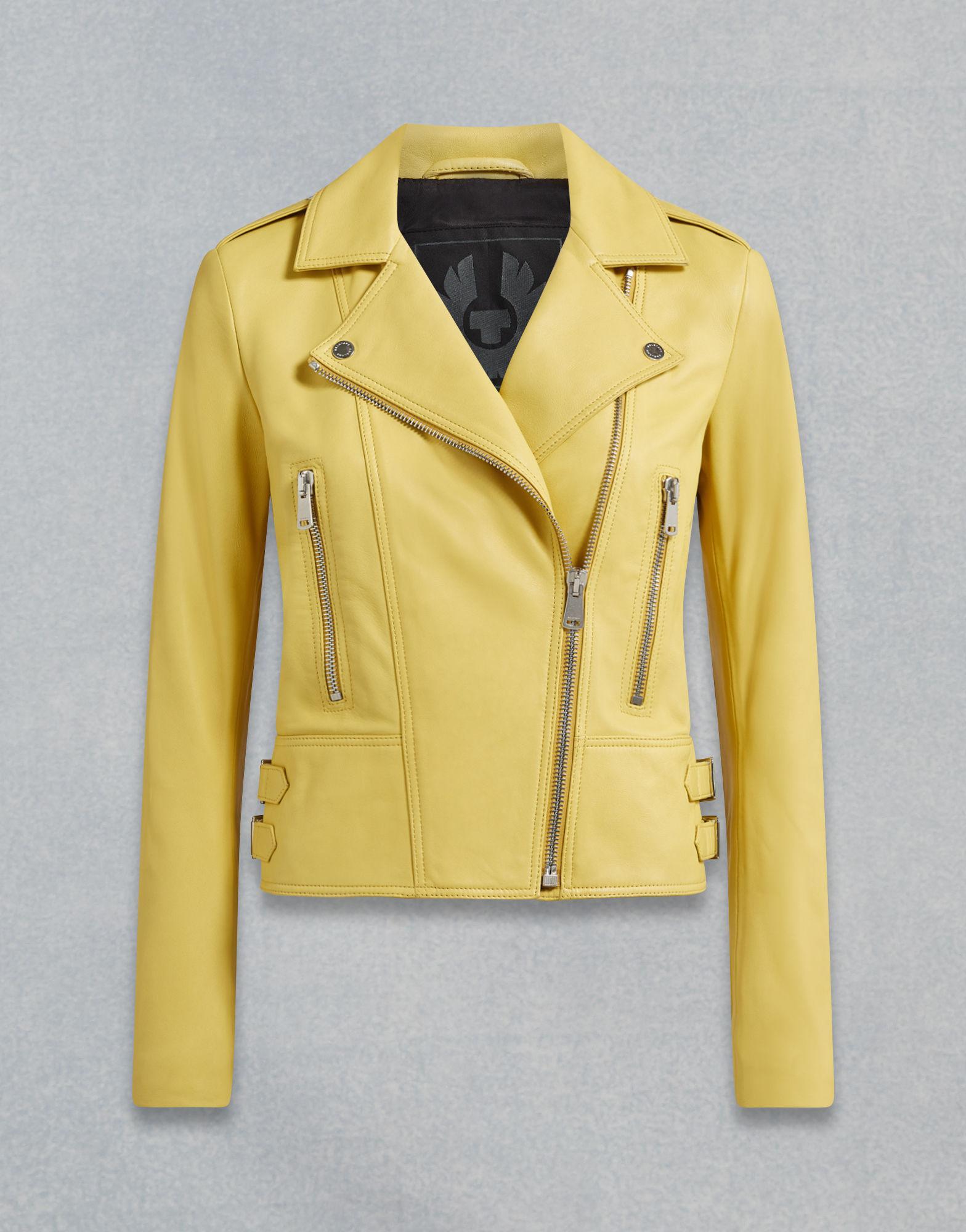 609f4bcae959 Lyst - Belstaff Marvingt 2.0 Jacket in Yellow for Men