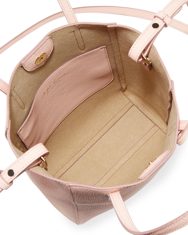 300a03006a Lyst - Ralph Lauren Mini Modern Tote Bag in Pink