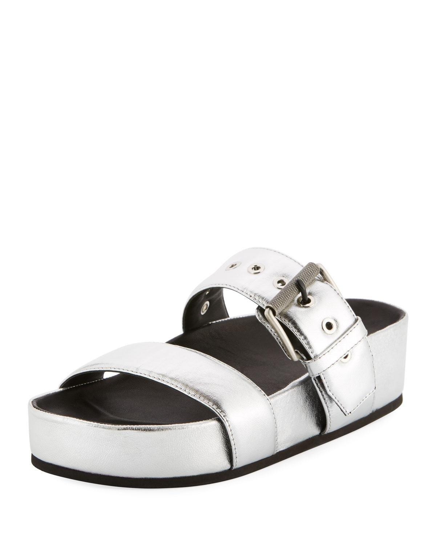 RAG&BONE Evin mesh platform sandals Cheap Choice Cheap Price Cost rVaBCY8Vr