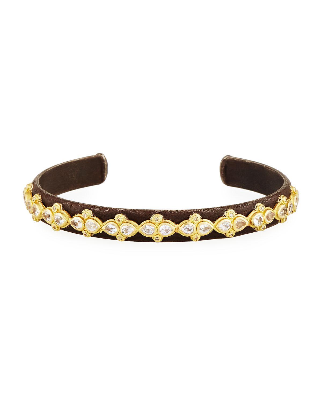 Armenta Old World Multi-Chain Bracelet with Diamonds SGdmNJINj5