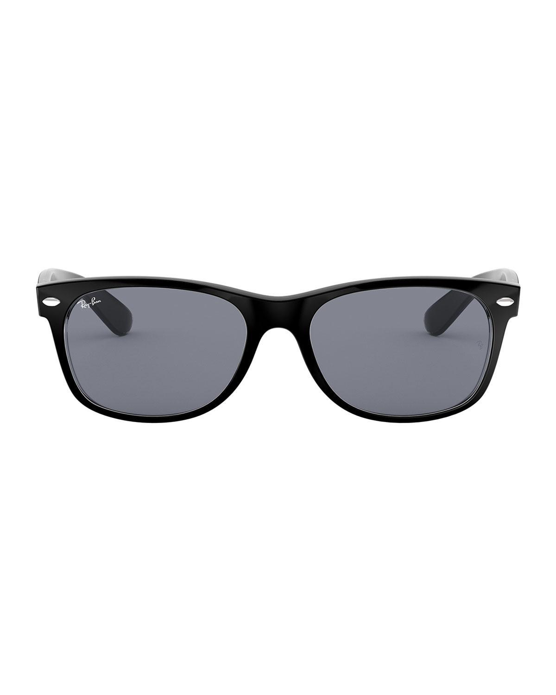 2930cac252 Lyst - Ray-Ban Men s New Wayfarer Propionate Sunglasses in Black