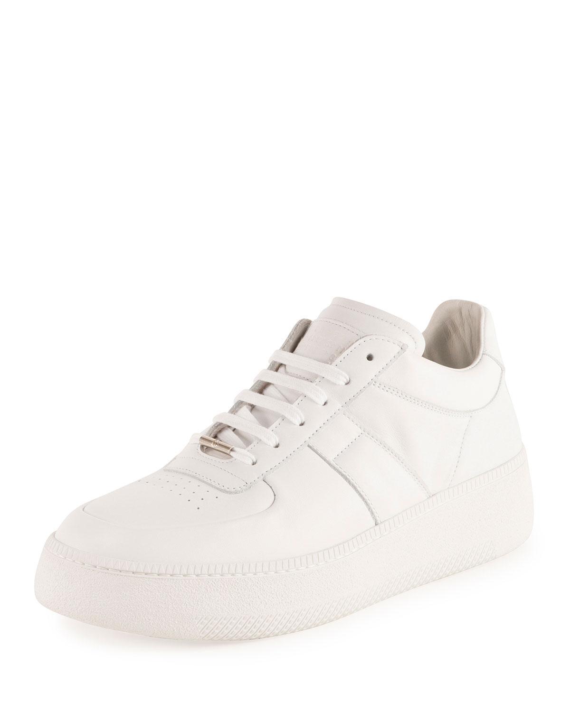 Mens MM1 Leather Sneakers Maison Martin Margiela 3Z5vgJgL3G