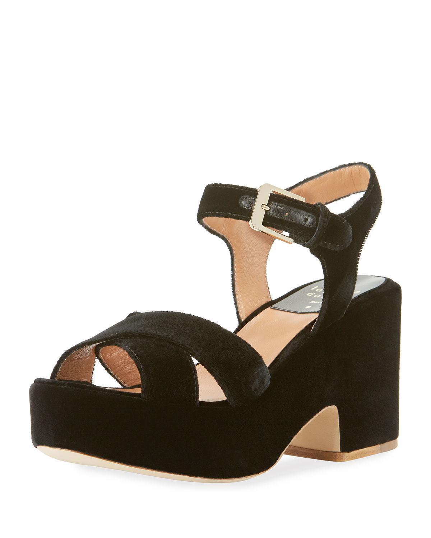 sneakers for cheap ffb99 36d98 laurence-dacade-BLACK-Nadine-Velvet-Platform-Sandal.jpeg