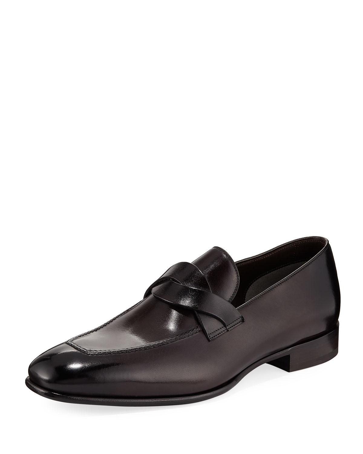 f623c174c59 Lyst - Tom Ford Classic Loafers in Black for Men