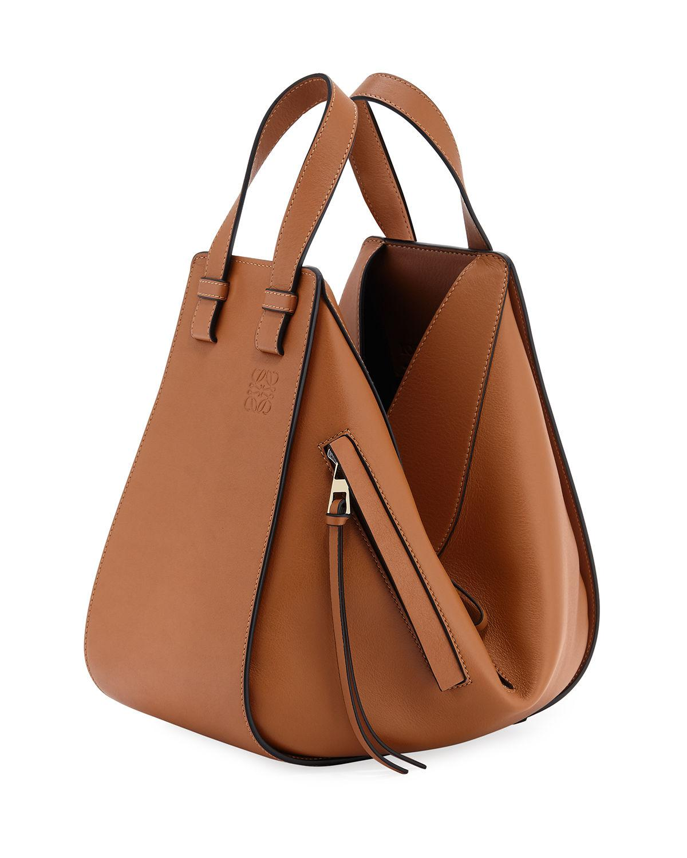 Lyst - Loewe Hammock Small Bag in Black 5feddbc503102