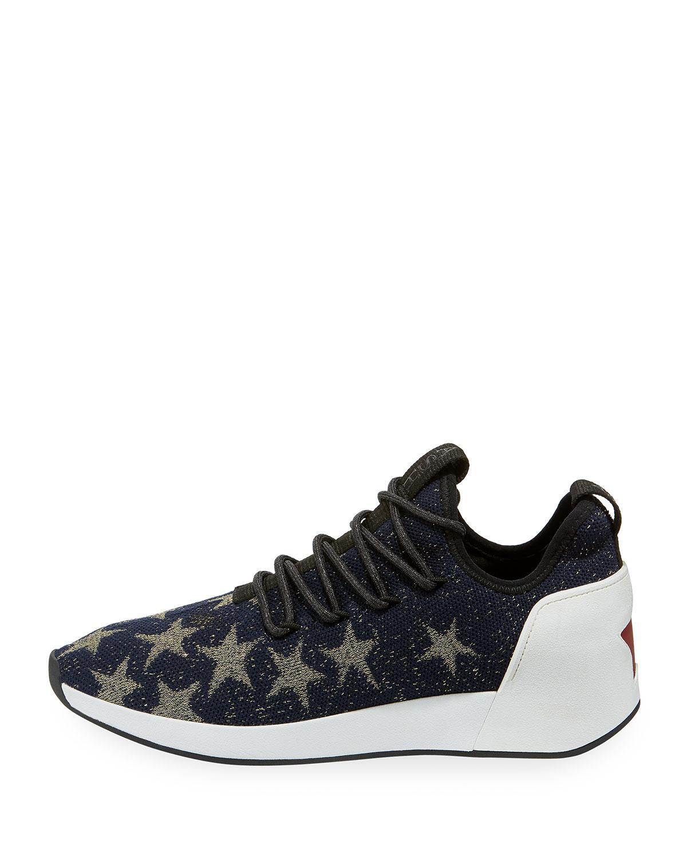 4e958c5c849 Lyst - Ash Jaguar Star Platform Sneakers