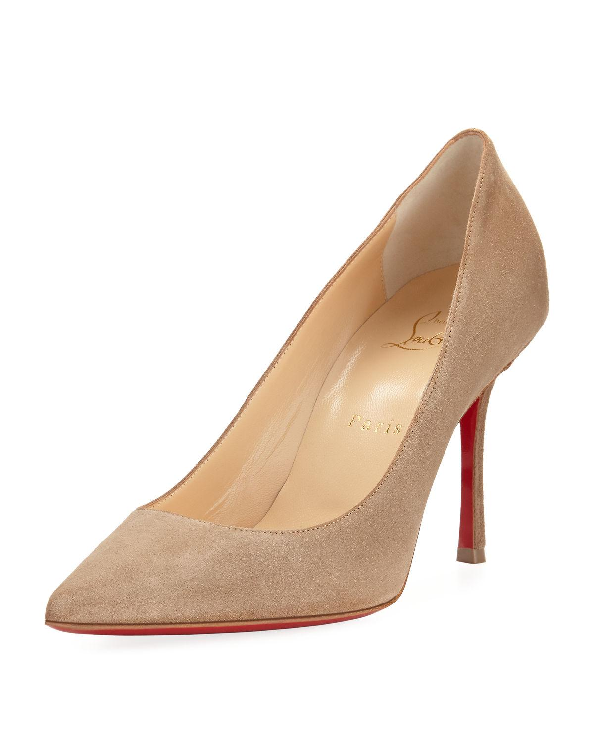 Louboutin Style Shoes For Sale