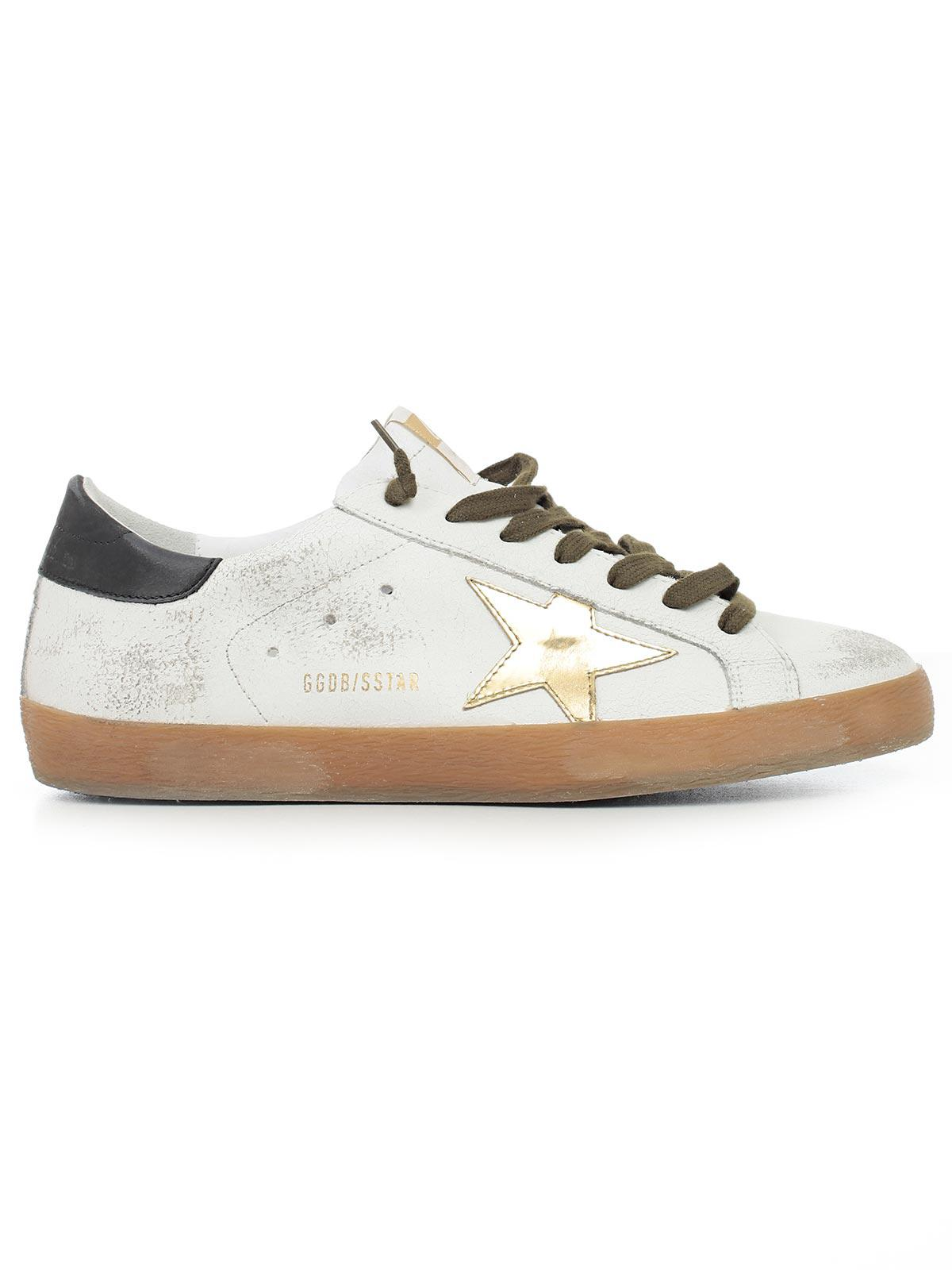 5955df42229fb Lyst - Golden Goose Deluxe Brand Sneakers Superstar in White for Men