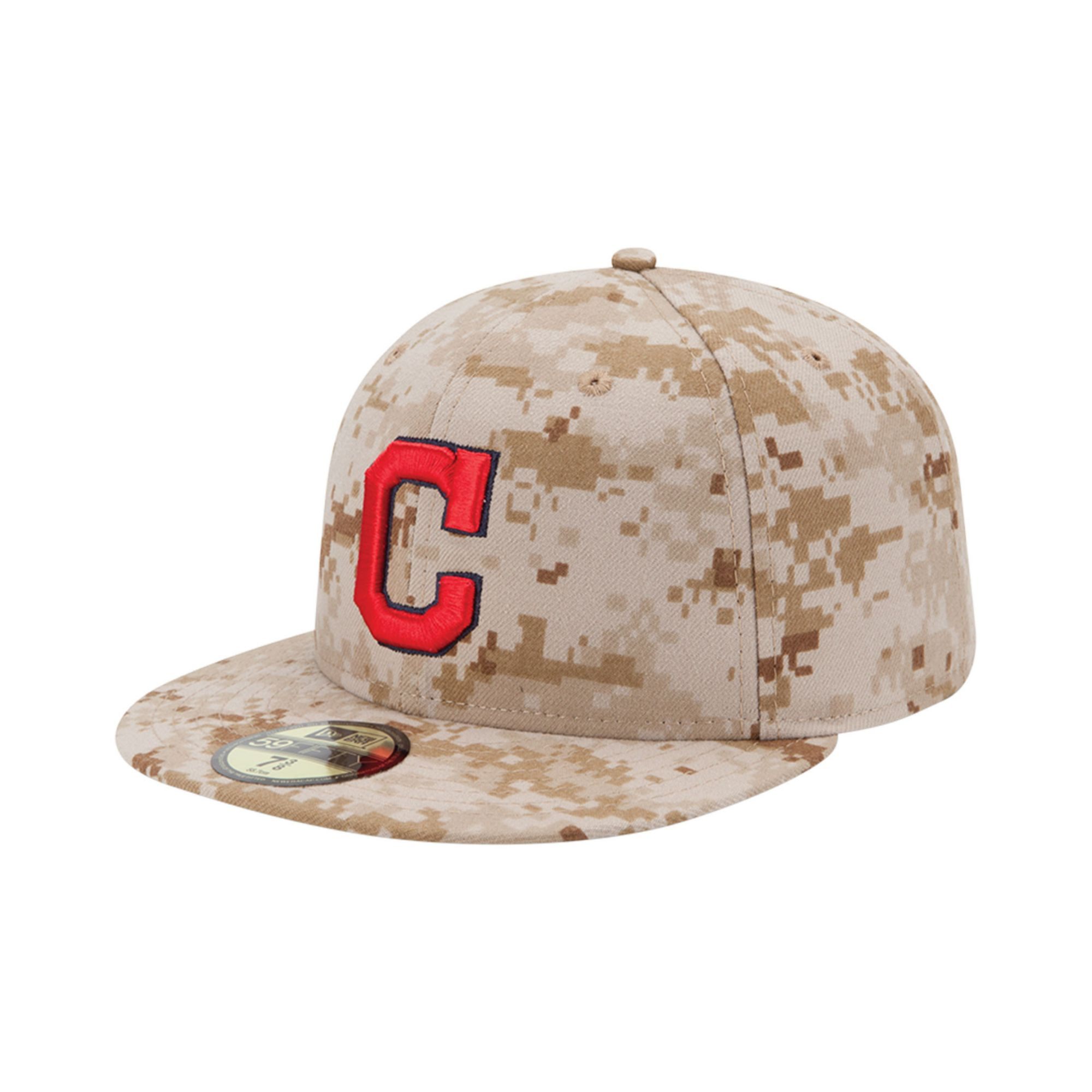separation shoes 6d39e 5b725 KTZ Cleveland Indians Mlb Memorial Day Stars Stripes 59fifty Cap in ...
