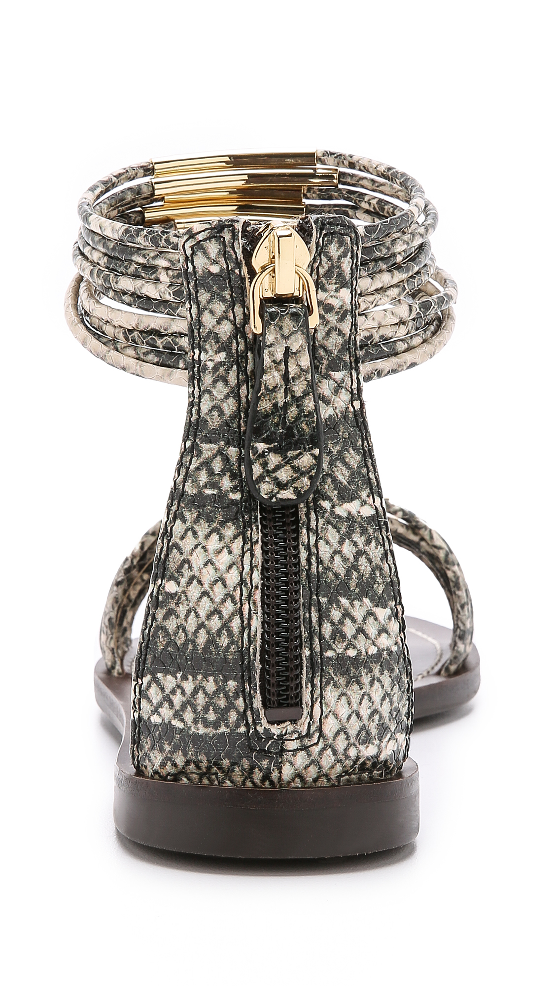 854aab8fd037 Valentino Rockstud Sandals Bloomingdale S.Lyst Valentino Strappy ...