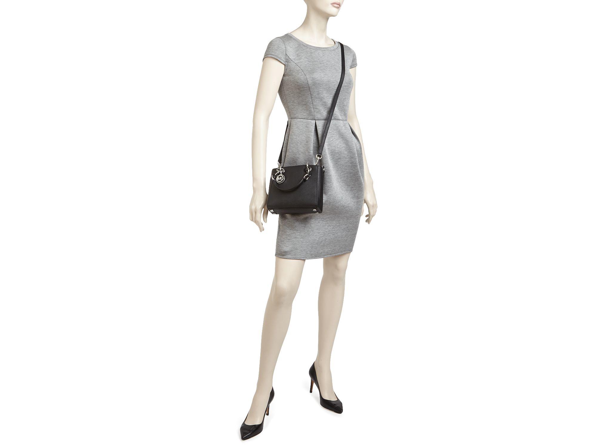 michael kors cynthia small shoulder bag equilibrium. Black Bedroom Furniture Sets. Home Design Ideas