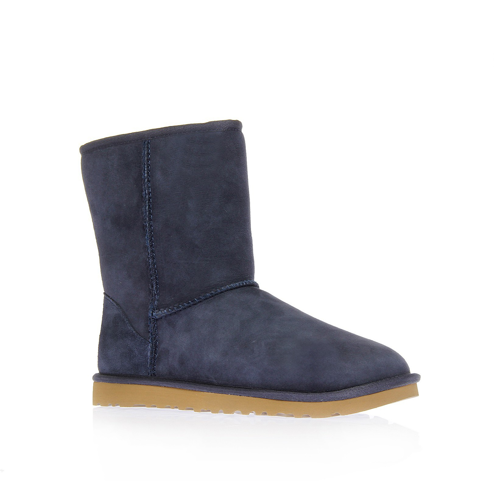 navy blue classic short uggs