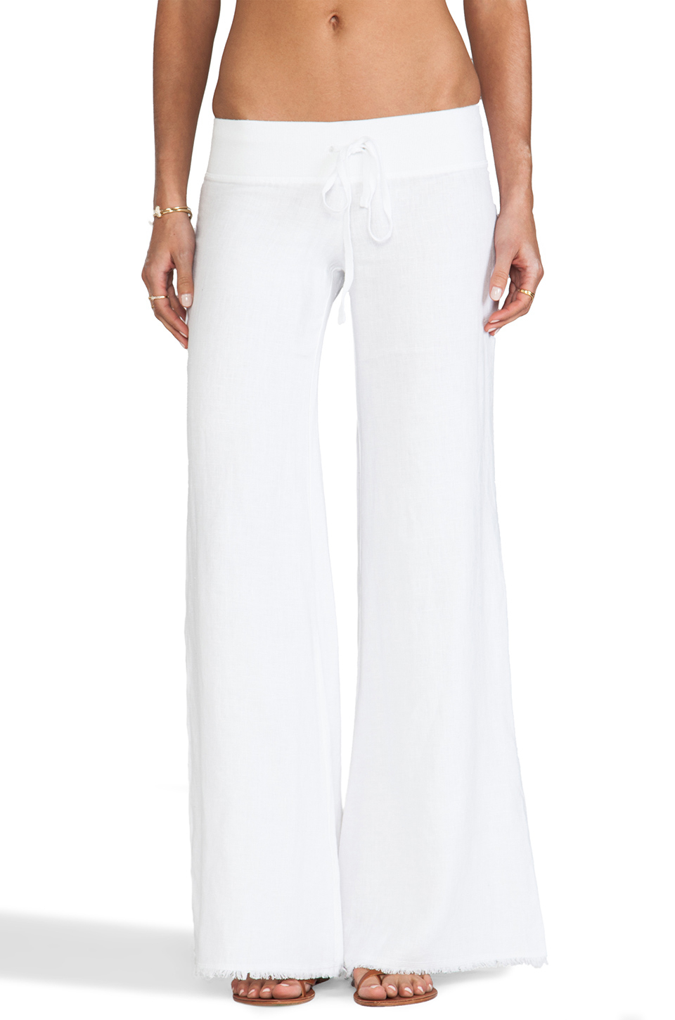New Solow Wide Leg Linen Pants  Nordstrom