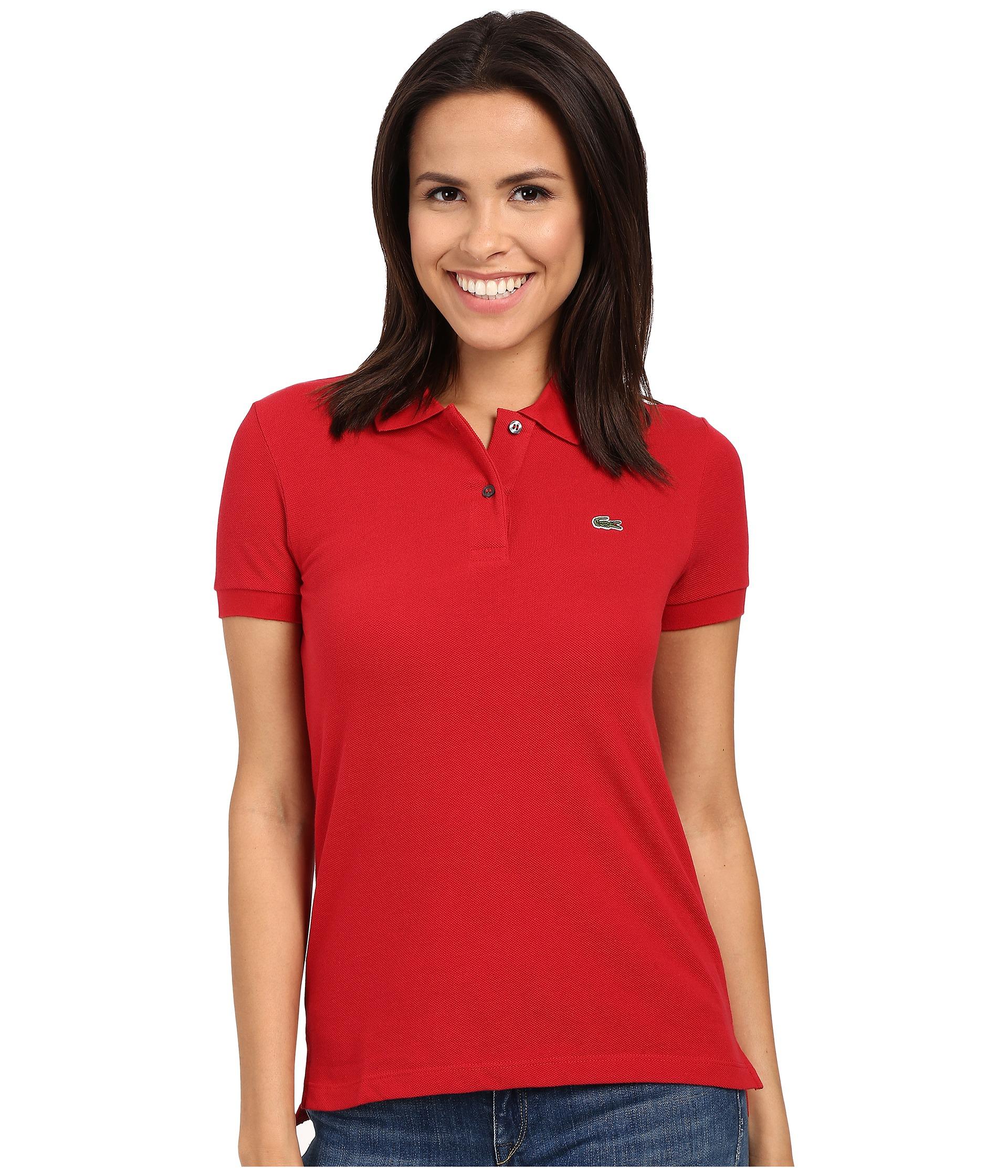 f7485e9c Lacoste Ladies Polo Shirts - DREAMWORKS