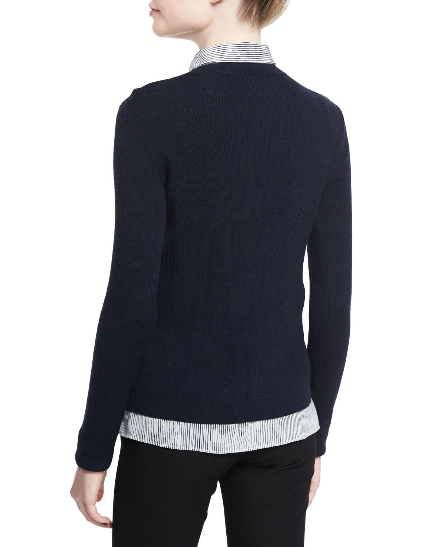 Sweater Blouse Combo