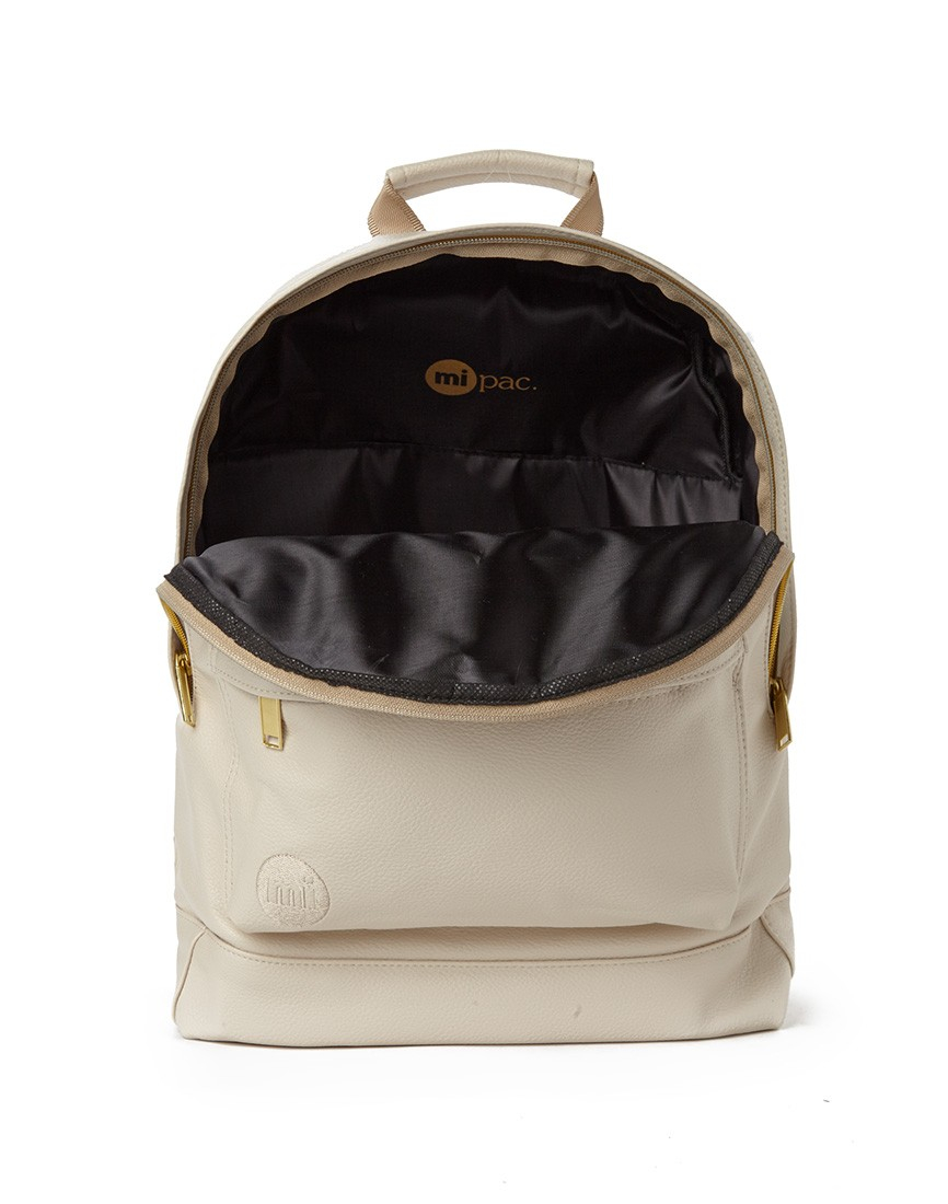 bf610d2af9 Lyst - Mi-Pac Gold Tumbled Backpack - White in White for Men