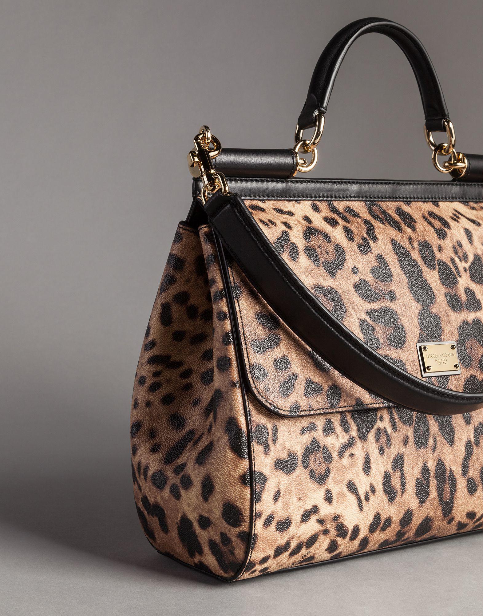 4aacf4ecc2cb Gallery. Women s Dolce Gabbana Sicily Women s Oversized Bags ...