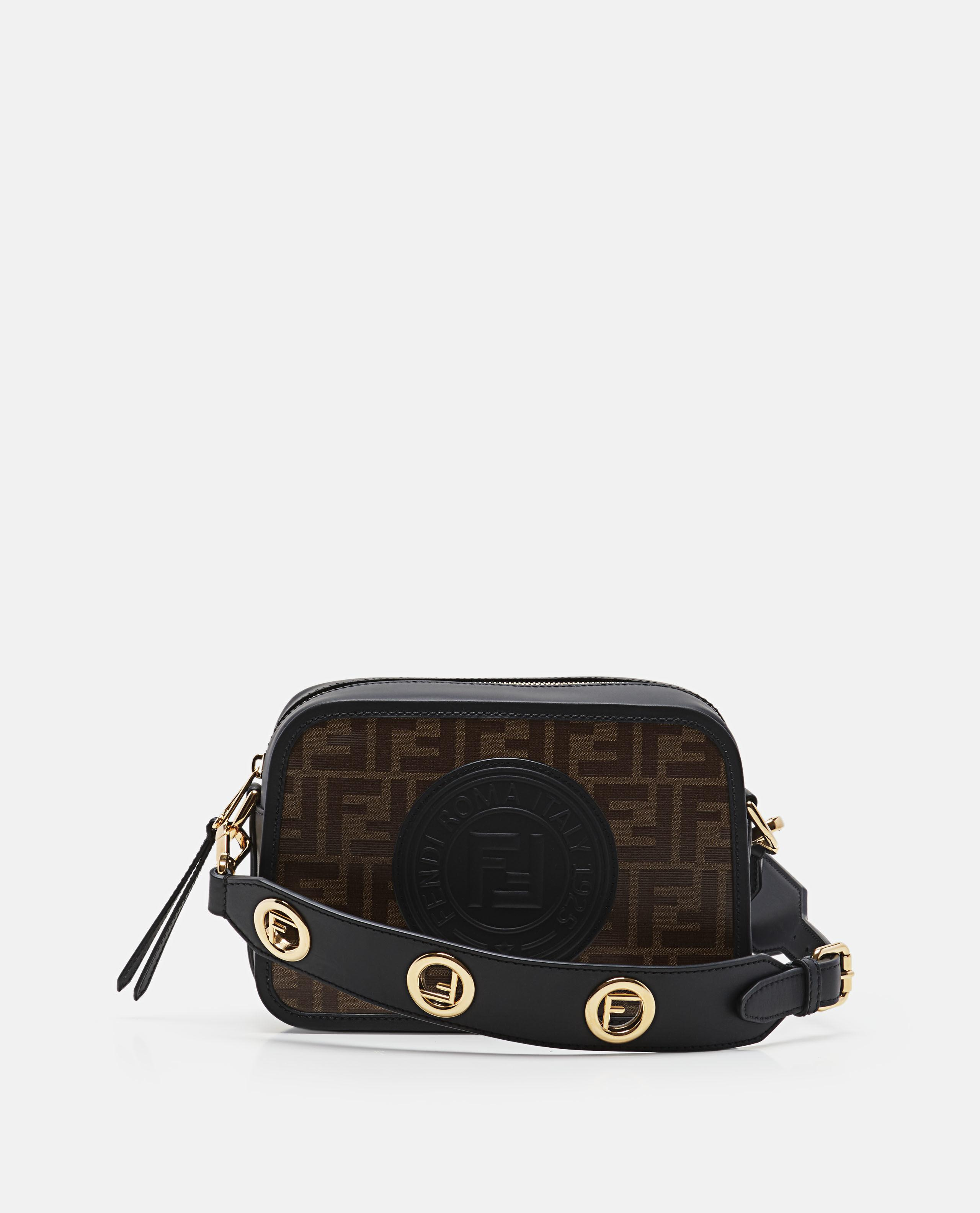778dab5c154440 Chanel Business Affinity Camera Case Bag Quilted Caviar Small At 1stdibs.  Lyst Fendi Camera Case Bag In Black