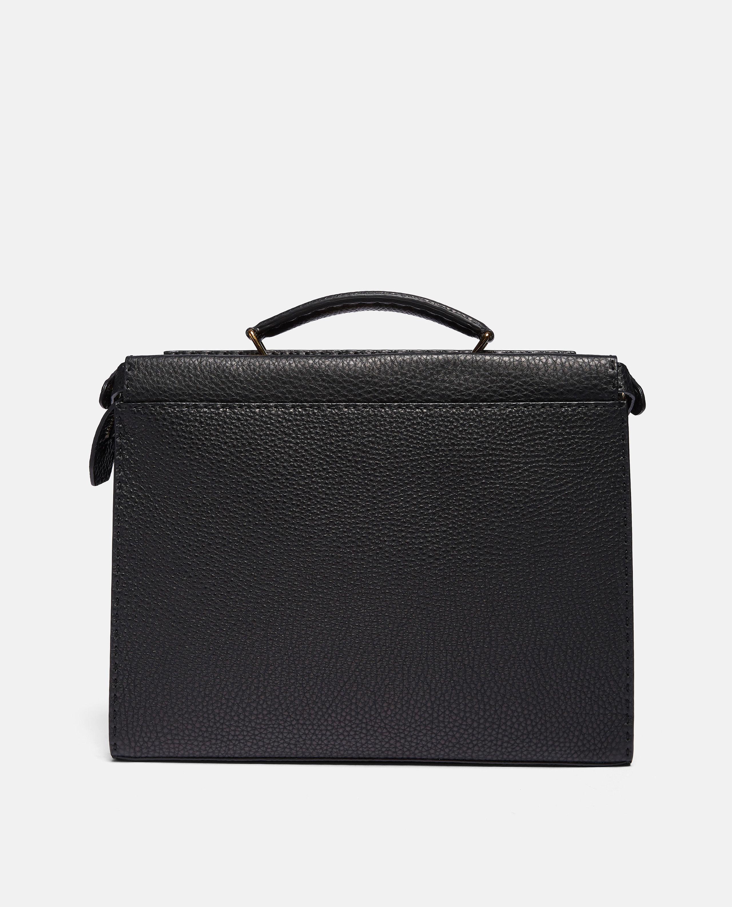 Lyst - Fendi Peekaboo Fit Bag in Black for Men 7150b87482fe7