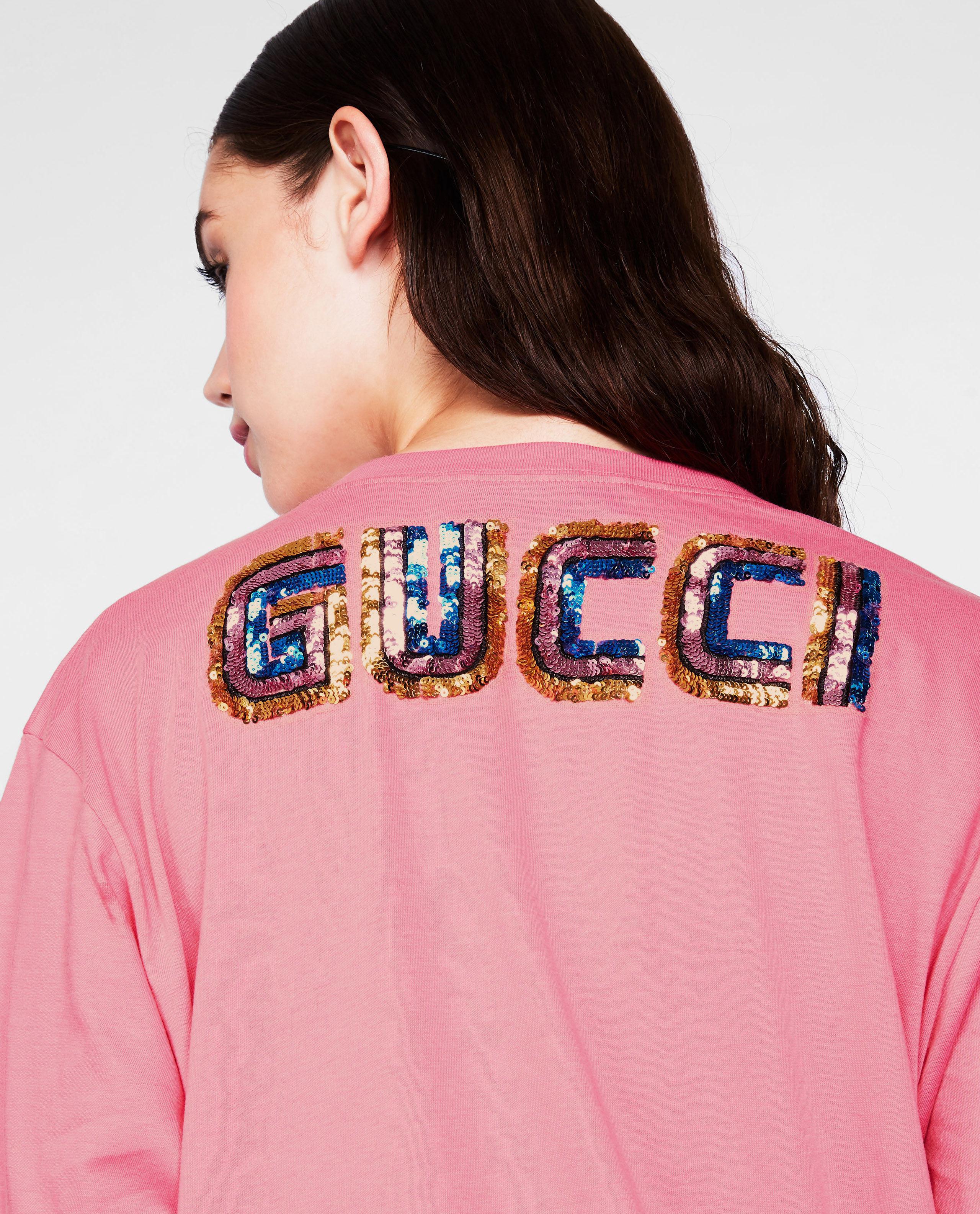 dbd926ab1 Gucci Maison De L'amour T-shirt - Lyst