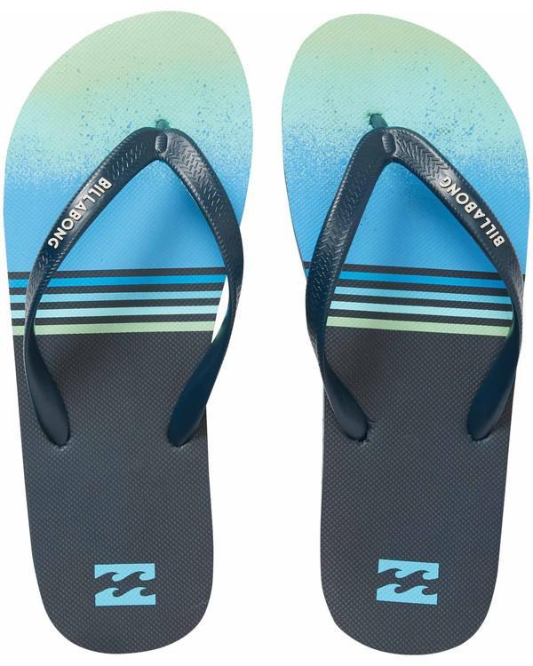 3e6ece307270e8 Billabong - Multicolor Tides Sandals for Men - Lyst. View fullscreen