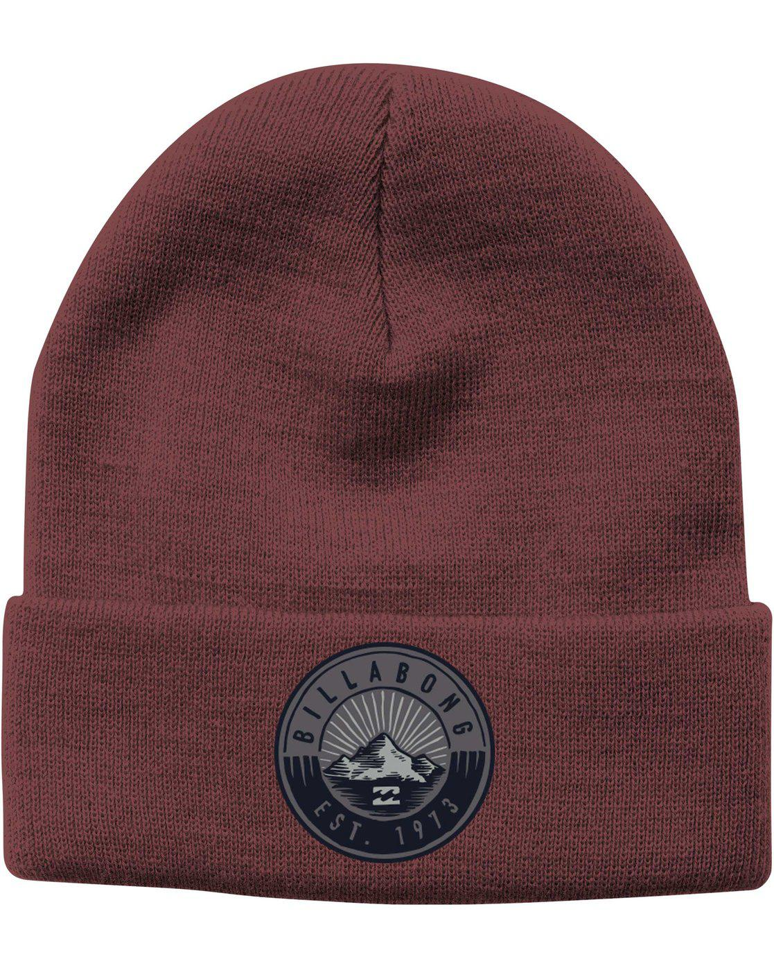 881a1959690c7 Gallery. Previously sold at  Billabong · Men s Pink Beanies ...