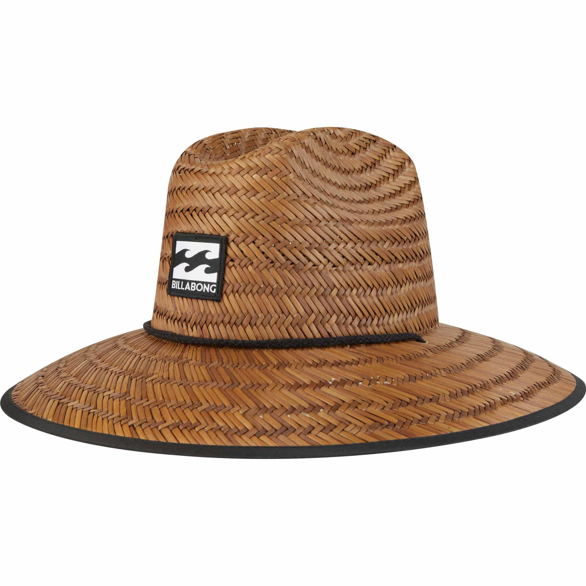 105495a78fa06 Billabong Tides Print Straw Hat for Men - Lyst