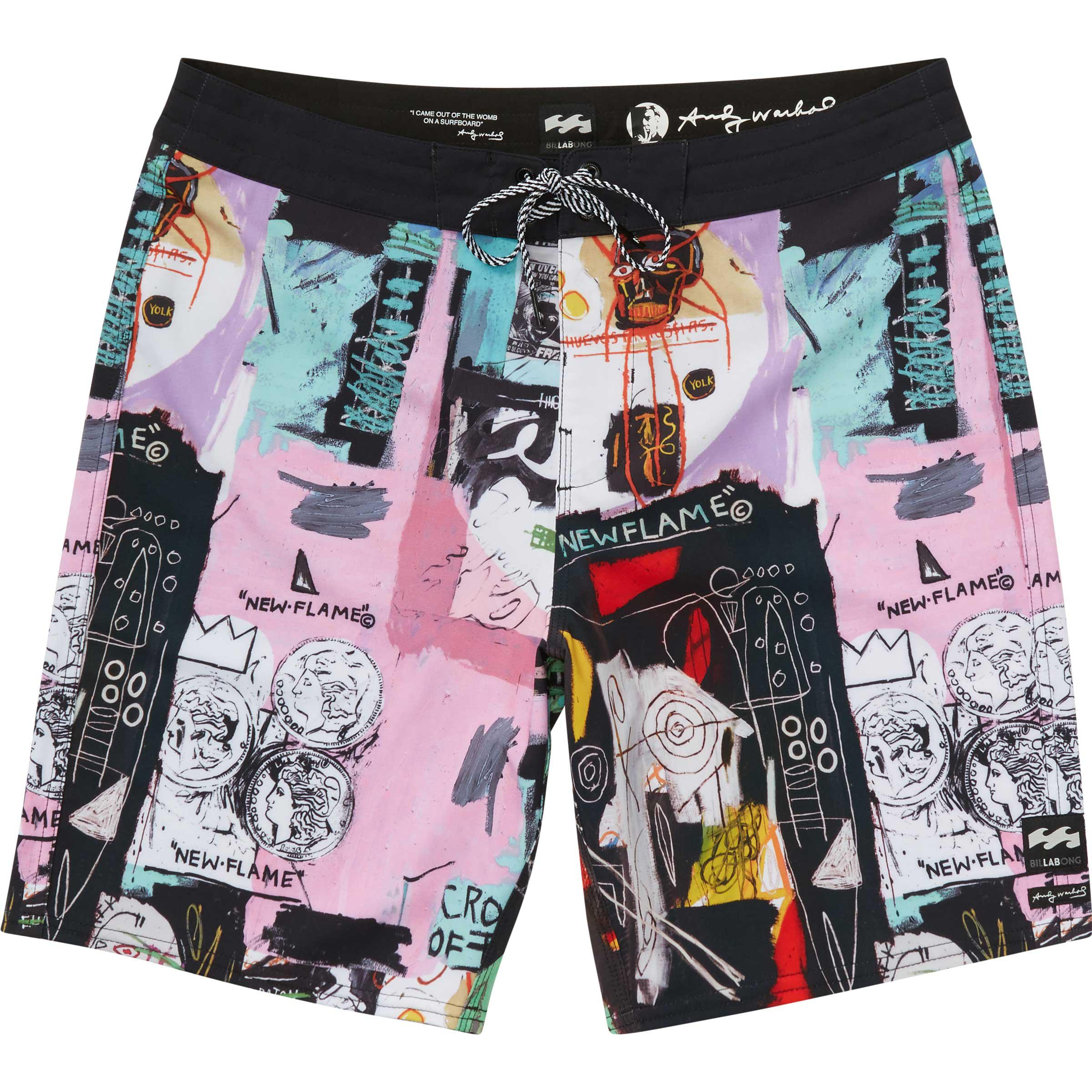 8a308893b1 Billabong Men's Factory X Boardshorts for Men - Lyst