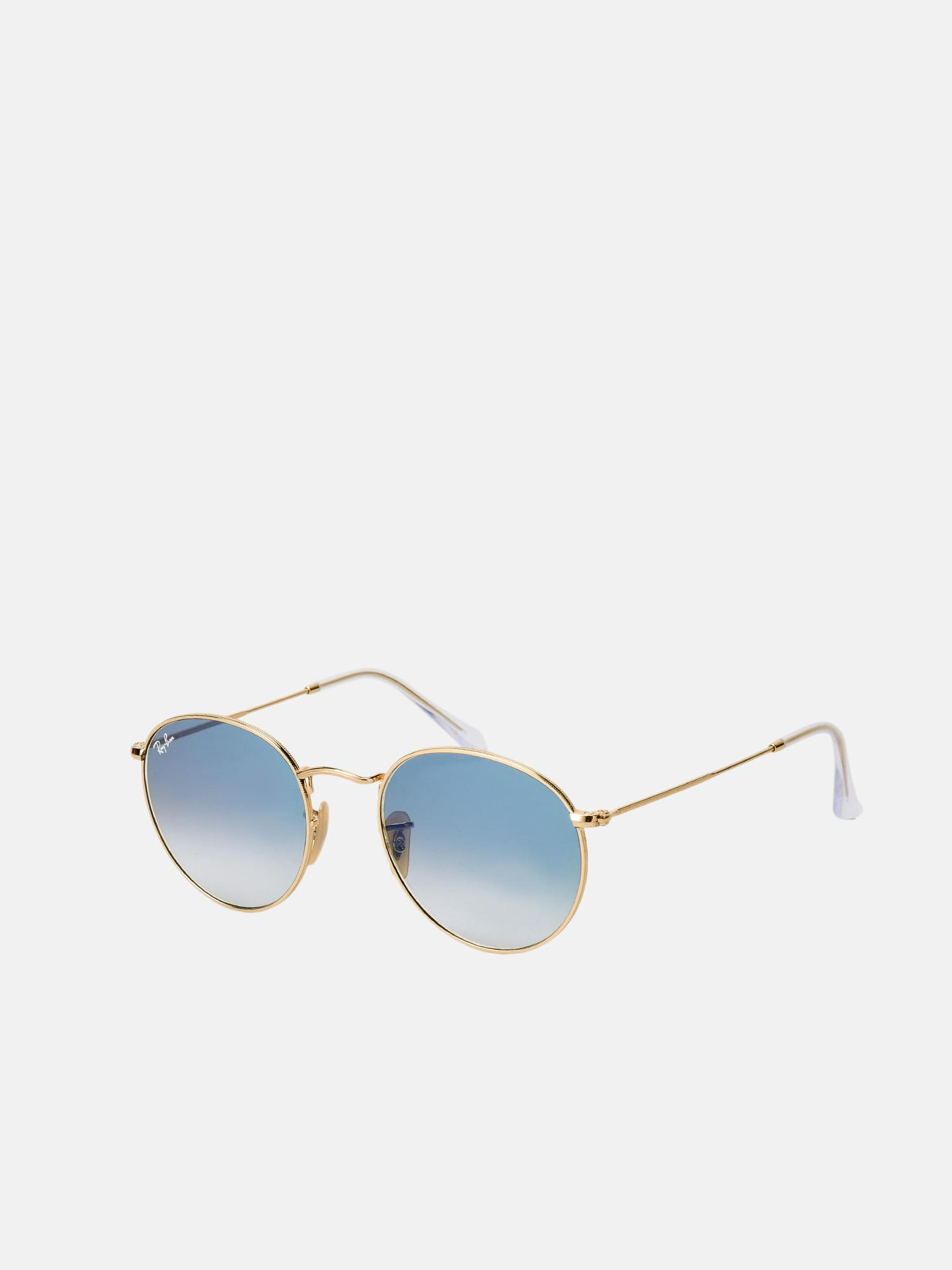 348bca347ca Lyst - Ray-Ban Rb 3447n 001 3f Arista crystal White Blue 53 Size in Blue