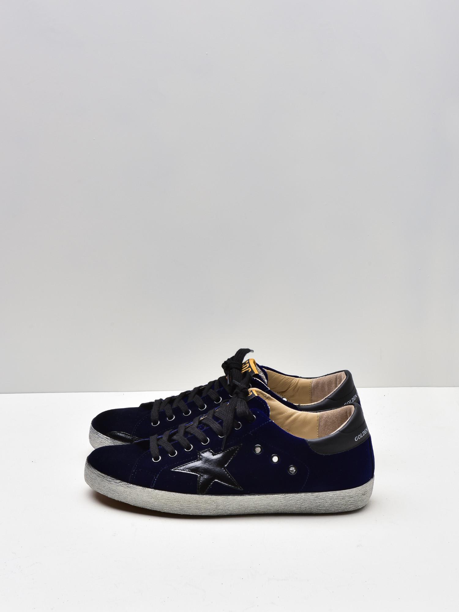4d56d09d2623 Lyst - Golden Goose Deluxe Brand M sneakers Superstar in Blue for Men