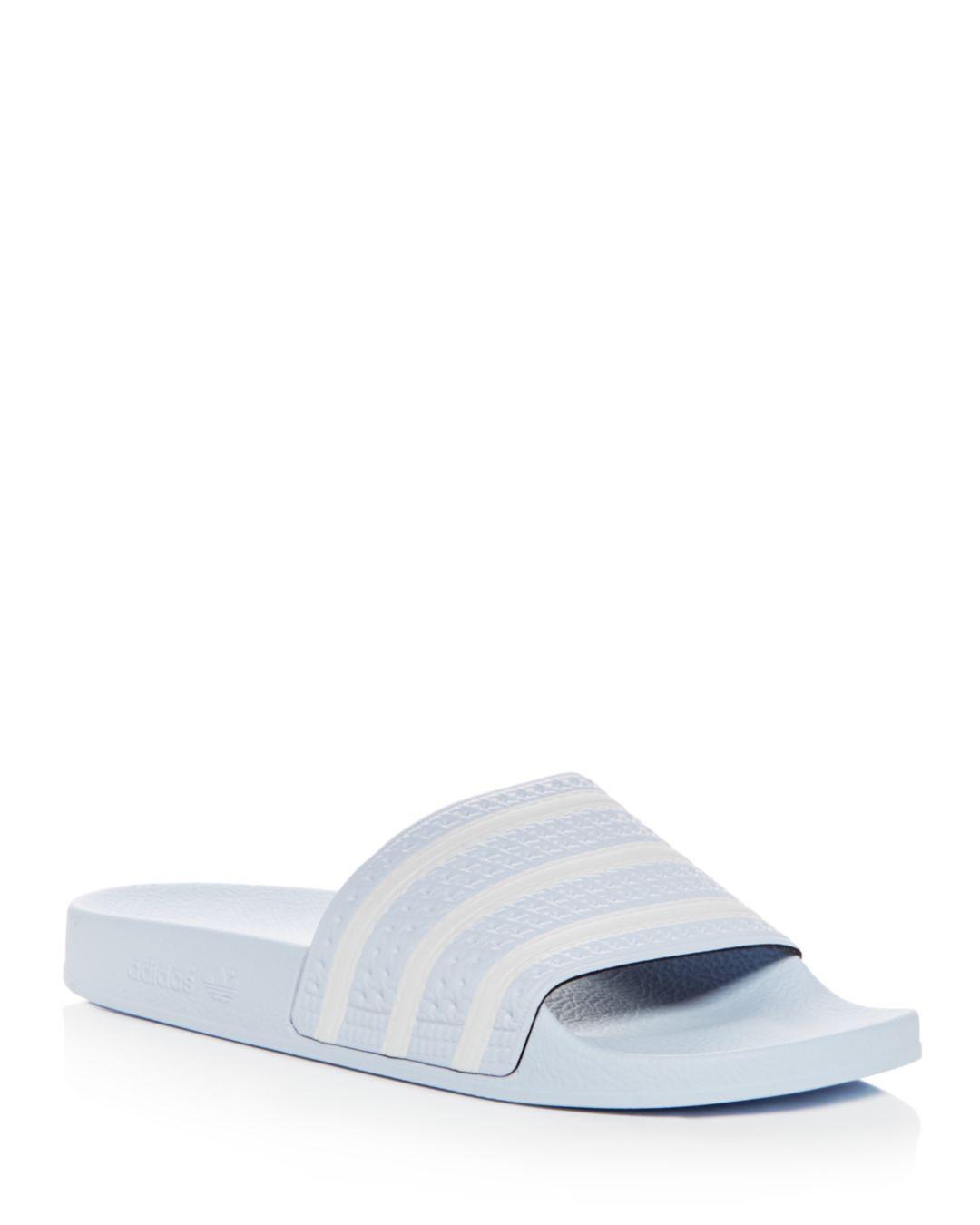 8835bf5dd40328 Adidas - Multicolor Men s Adilette Slide Sandals for Men - Lyst. View  fullscreen