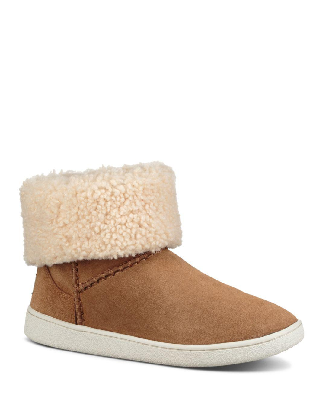 4757e9bd5f1 Brown Women's Mika Classic Suede Slip On Sneakers
