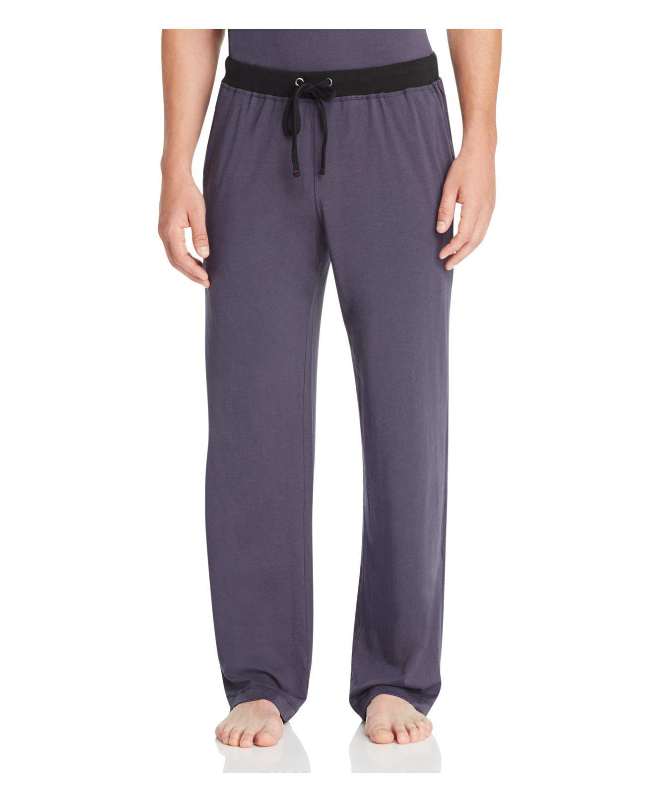Lyst Daniel Buchler Peruvian Pima Cotton Lounge Pants In