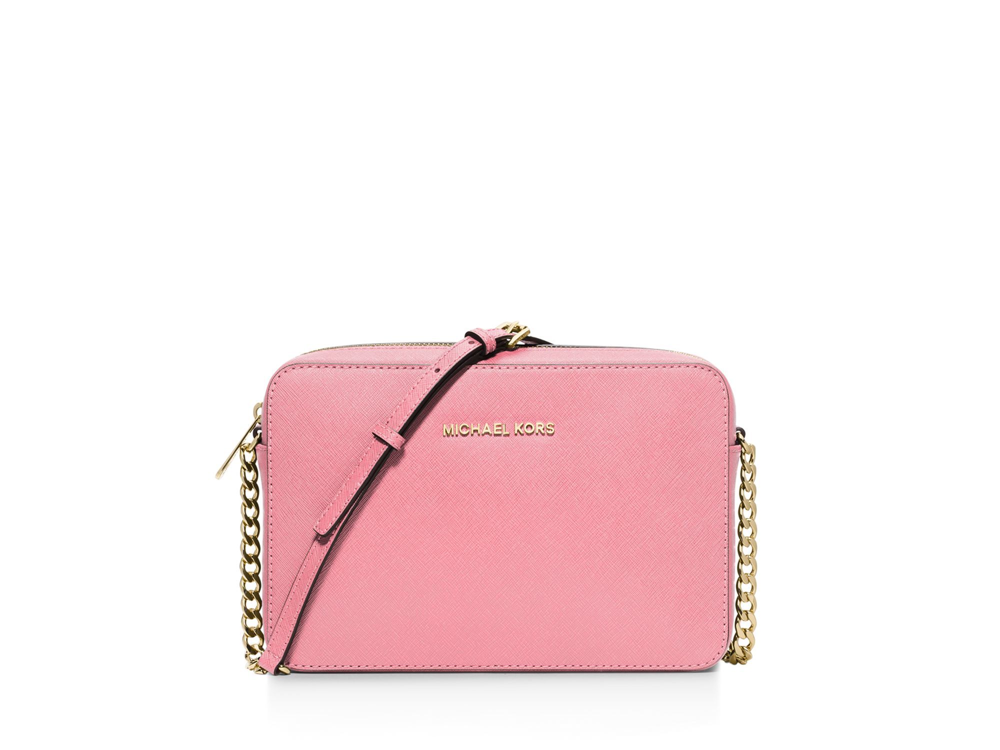 0132a2b477b2 ... SALE Michael Kors Leather Handbag Gallery ...