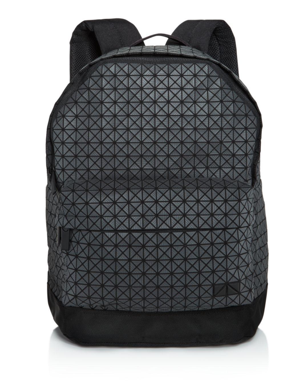 Bao Bao Issey Miyake Geometric Backpack in Black for Men - Lyst d1ae3e5dec089