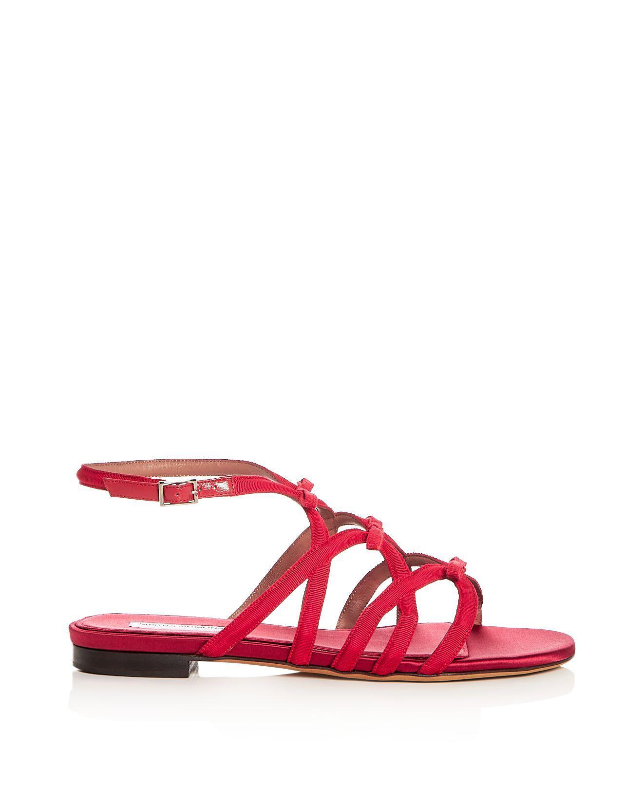 Tabitha Simmons Women's Minna Bow Sandals MFRfO