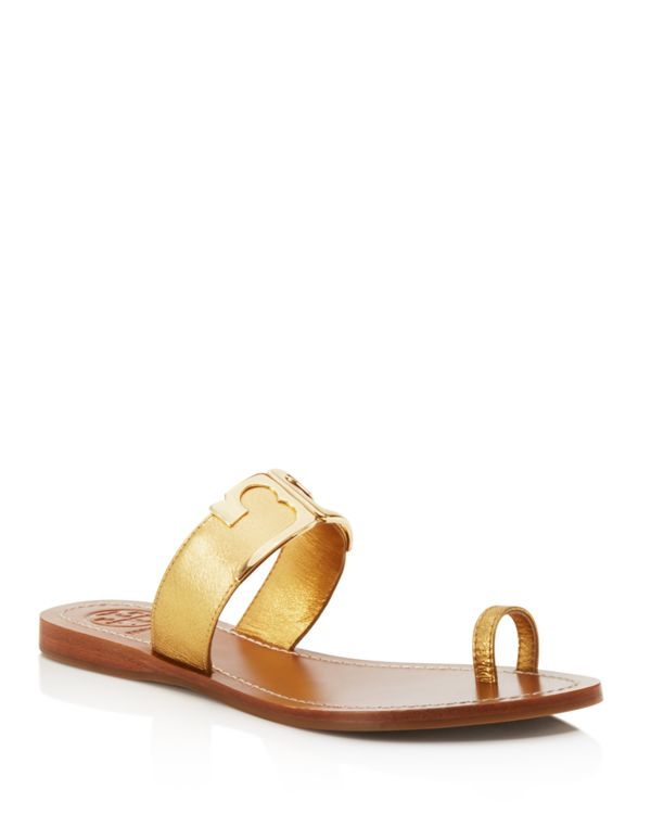 Bed And Stu Toe Ring Sandals