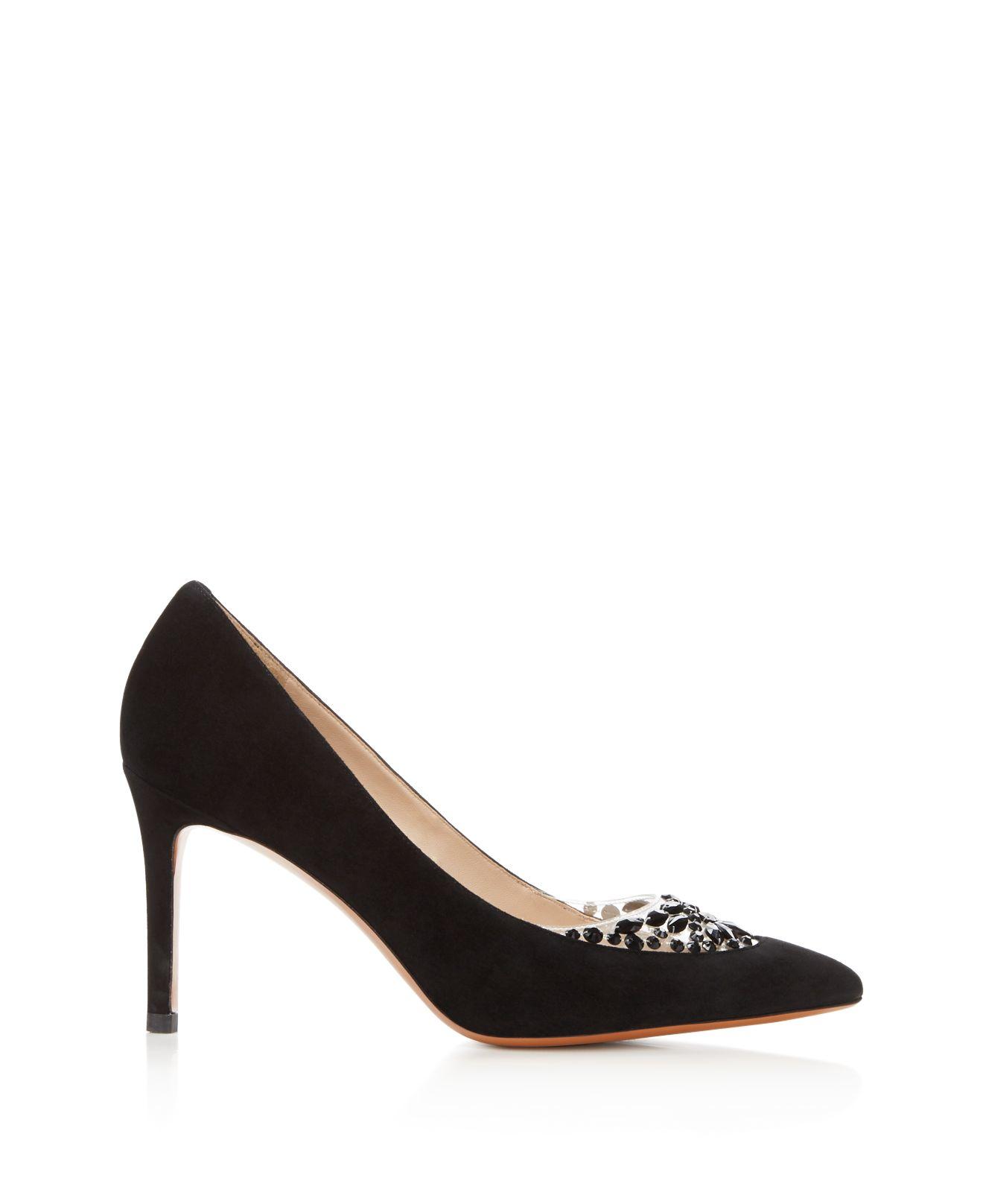 Sergio Rossi Black Shoes