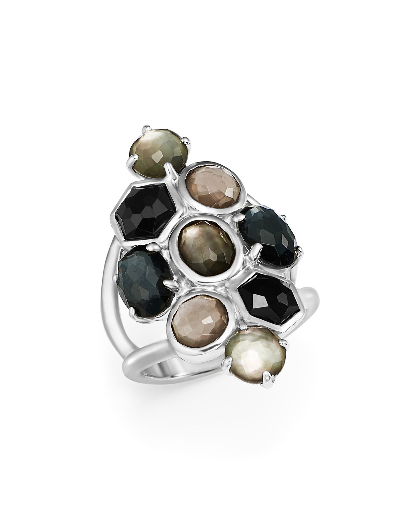 Lyst Ippolita Sterling Silver Rock Candy 174 Multi Stone