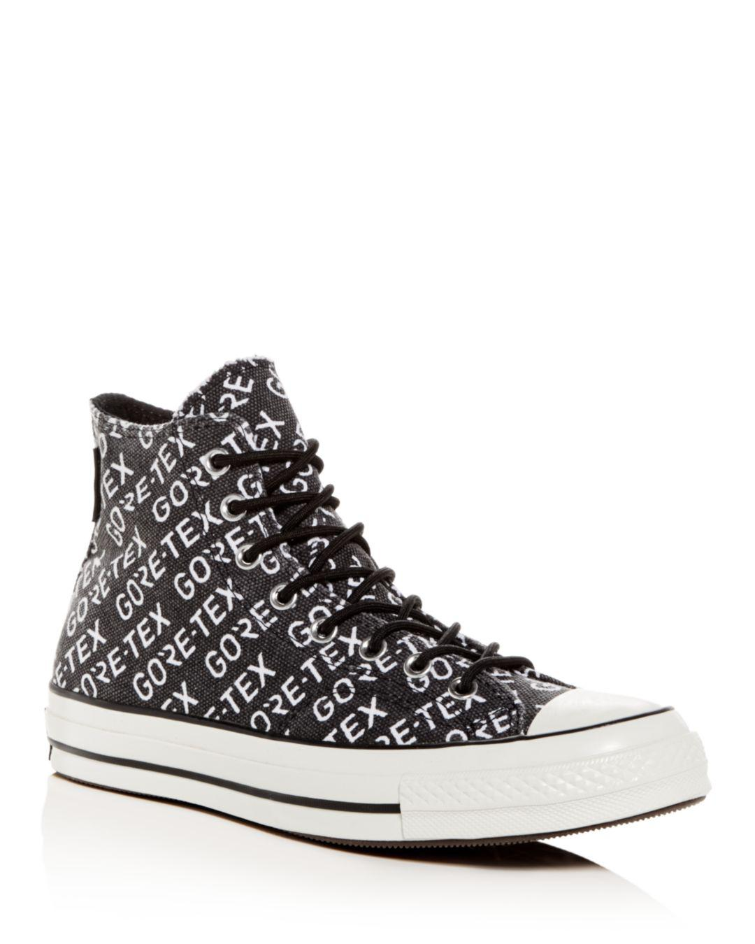 af8fe9fb36d Converse Men s Chuck Taylor All Star 70 Gore-tex® High-top Sneakers ...
