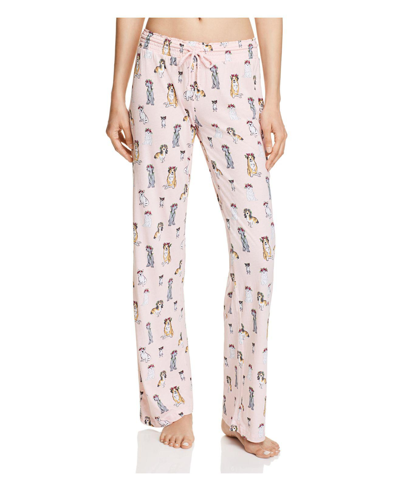 P.J.Salvage Dog Flower Crown Pants 100% Guaranteed For Sale m0PBoiEGNW