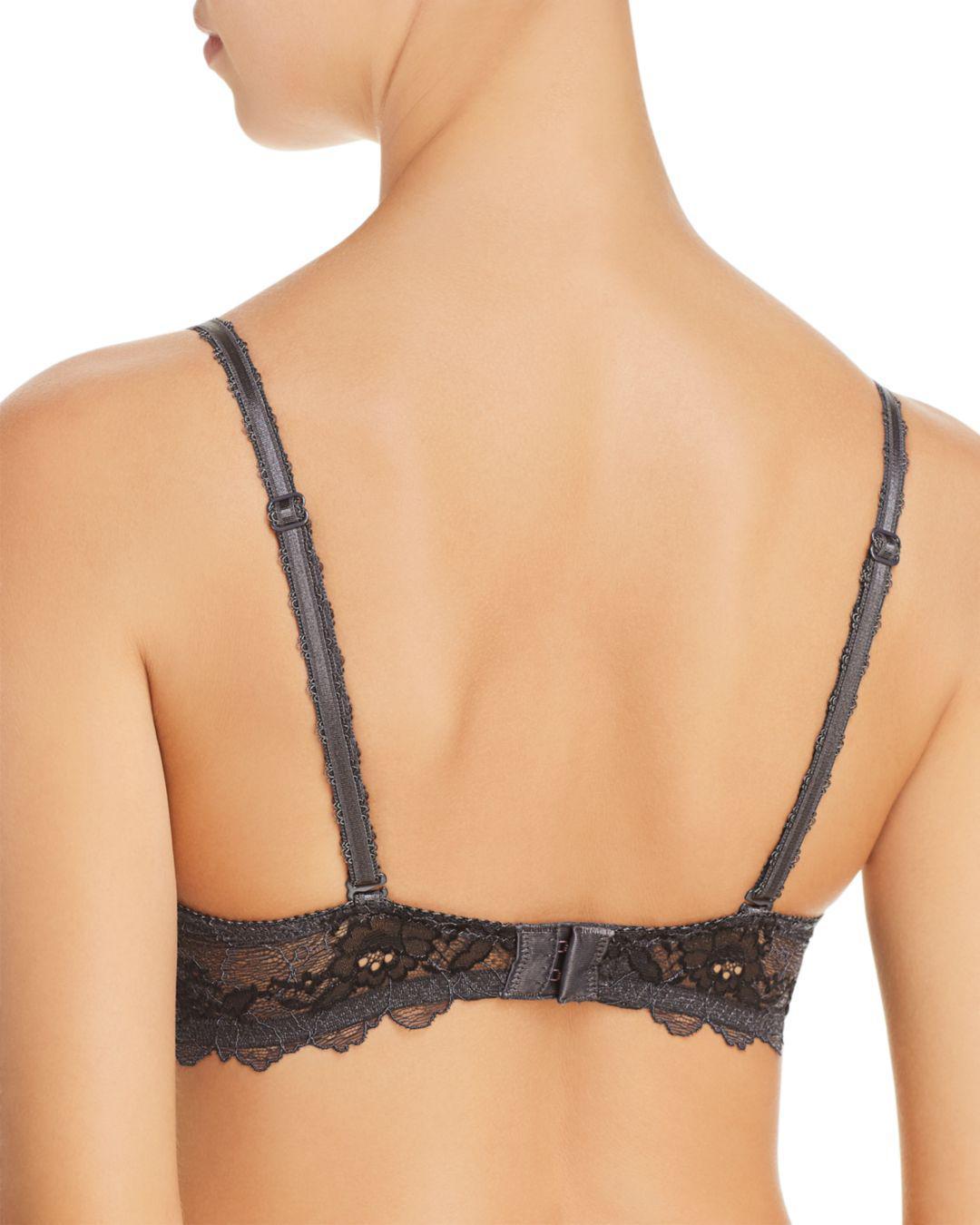 951c3a3fca Lyst - Wacoal Lace Perfection Contour Bra