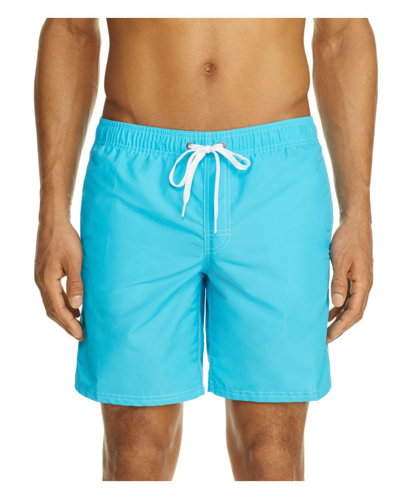Mens Solid Swim Trunks Sundek Sale Cheap Price gK398ENea