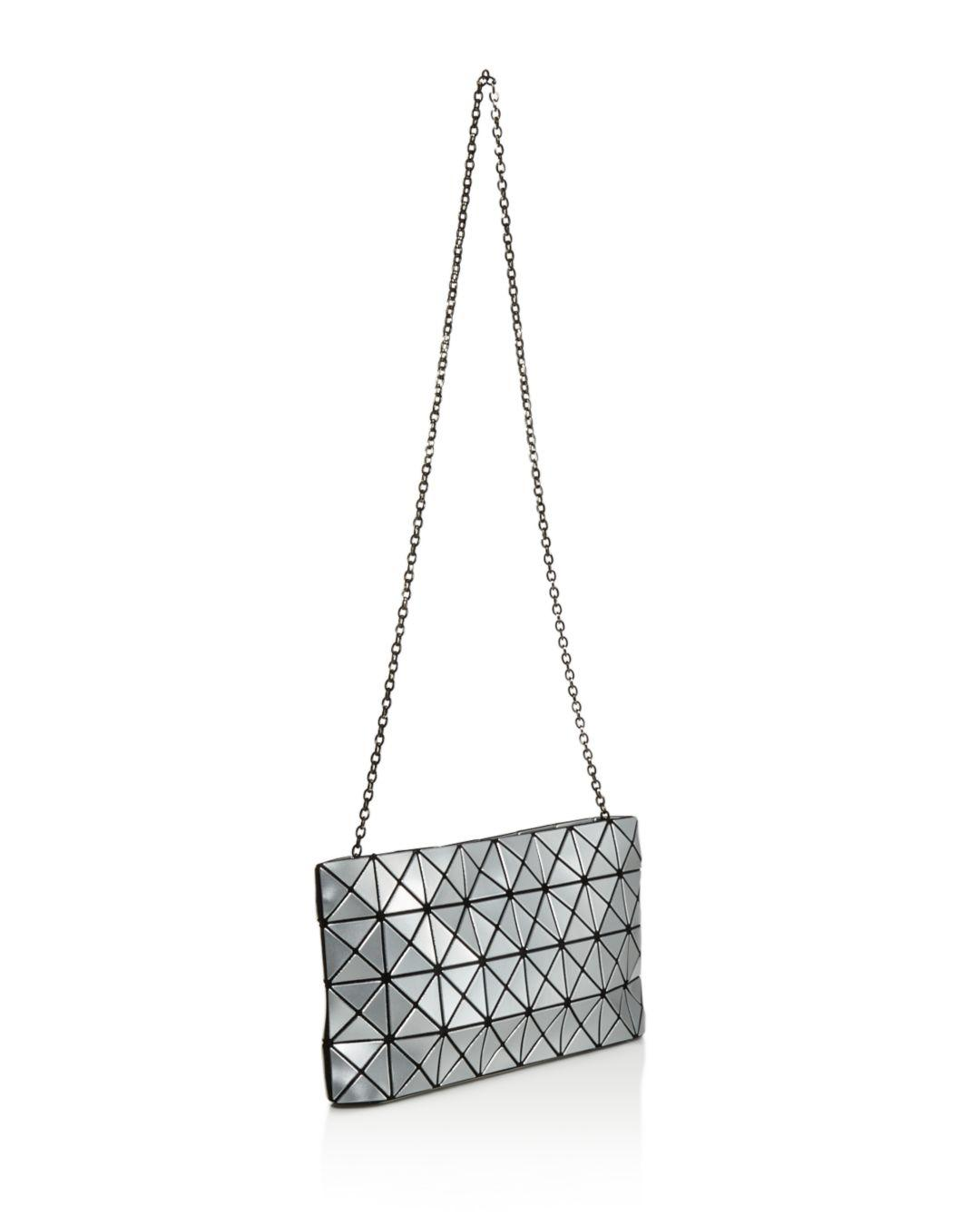 91fc08dc86 Gallery. Previously sold at  Bloomingdale s · Women s Metallic Clutch Bags  Women s Bao Bao Issey Miyake Prism