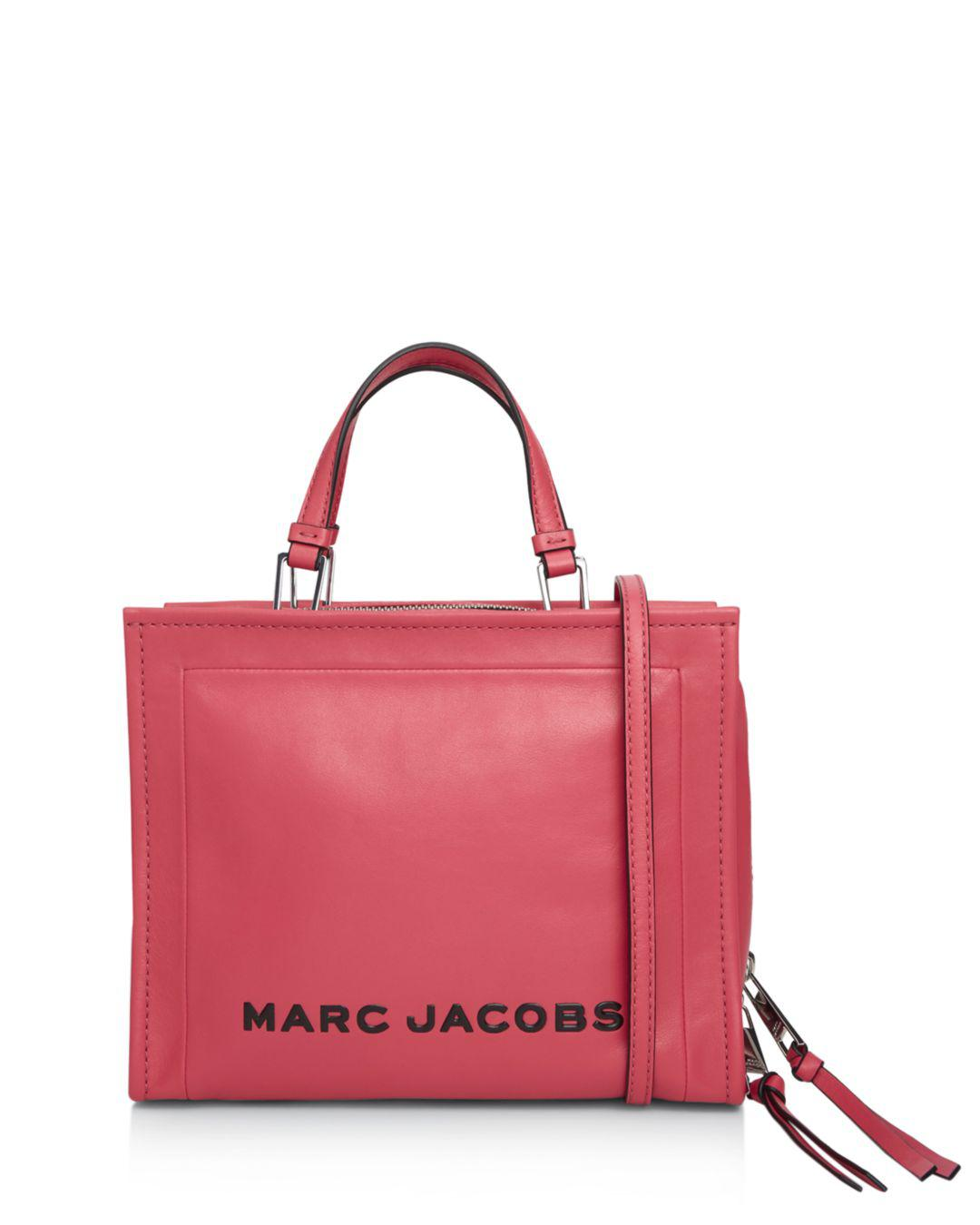 b041ef95822a Marc Jacobs - Multicolor The Box Large Leather Shopper Tote - Lyst. View  fullscreen